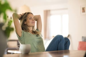 tác dụng của trà thái nguyên trong việc giảm căng thẳng, mệt mỏi